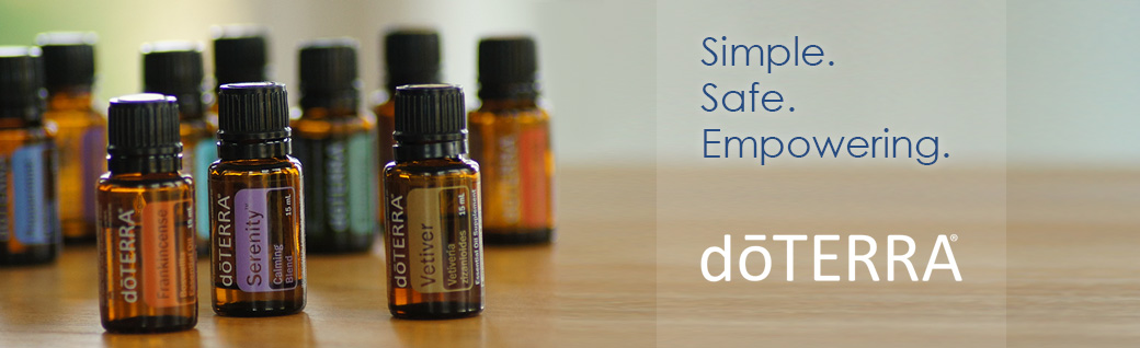 dōTERRA essential oils are EVERYTHING!