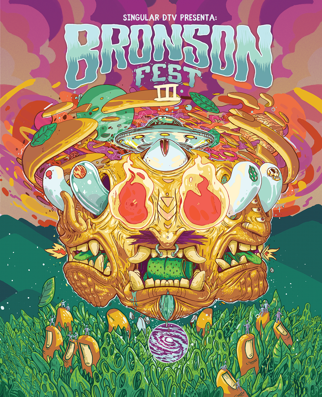 Bronson Fest