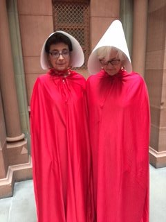 Handmaids in Albany