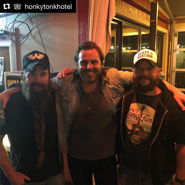#Repost @honkytonkhotel ・・・ You want to see local music? Chris Stewart, John Goolsby, and Chad Vaughn. Don't get much better folks  support your local musicians, and check these KC guys out. @bandit_1 @lilgools @thechadvaughn #realmusic #realcountrymusic #countrymusic #kcsongwriting #kansascityartists #ourmusicisbetter