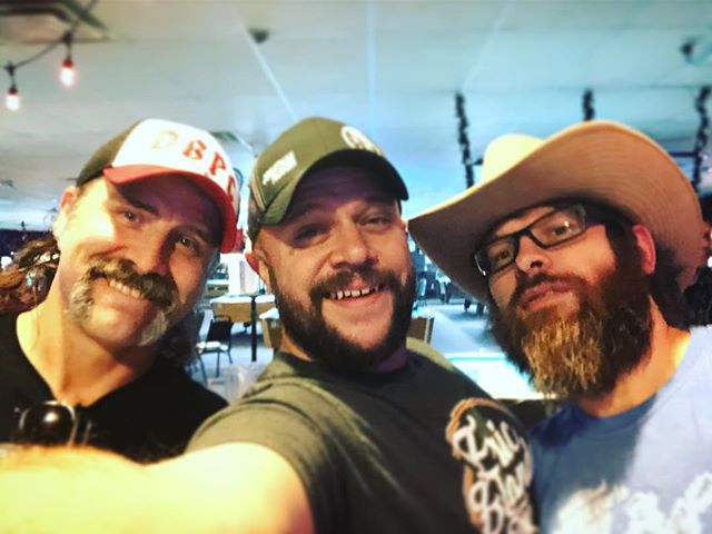 Some of the baddest dudes in the business #deathbeforepopcountry