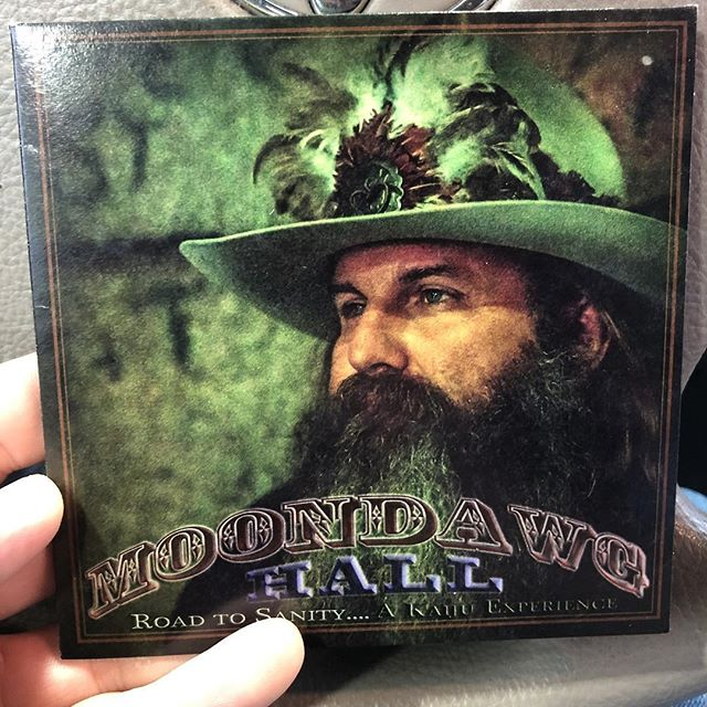 Thanks, brother @moondawghall this music works as good as any medicine!