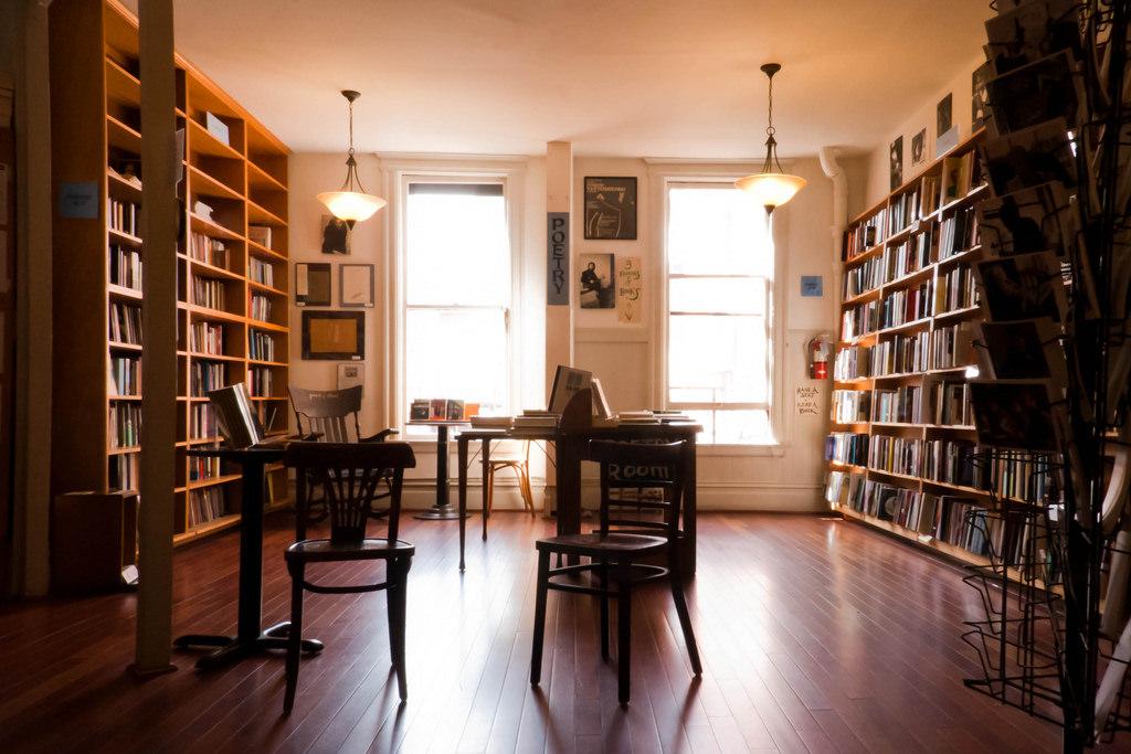 City Lights Bookstore, Poetry Room