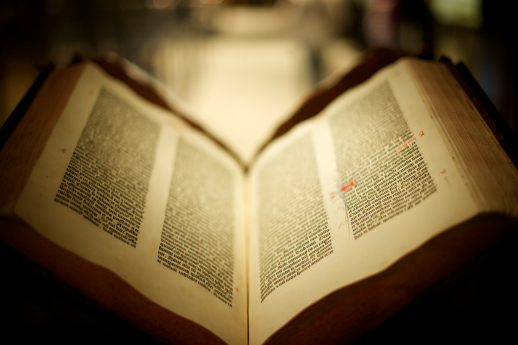 rare book bible
