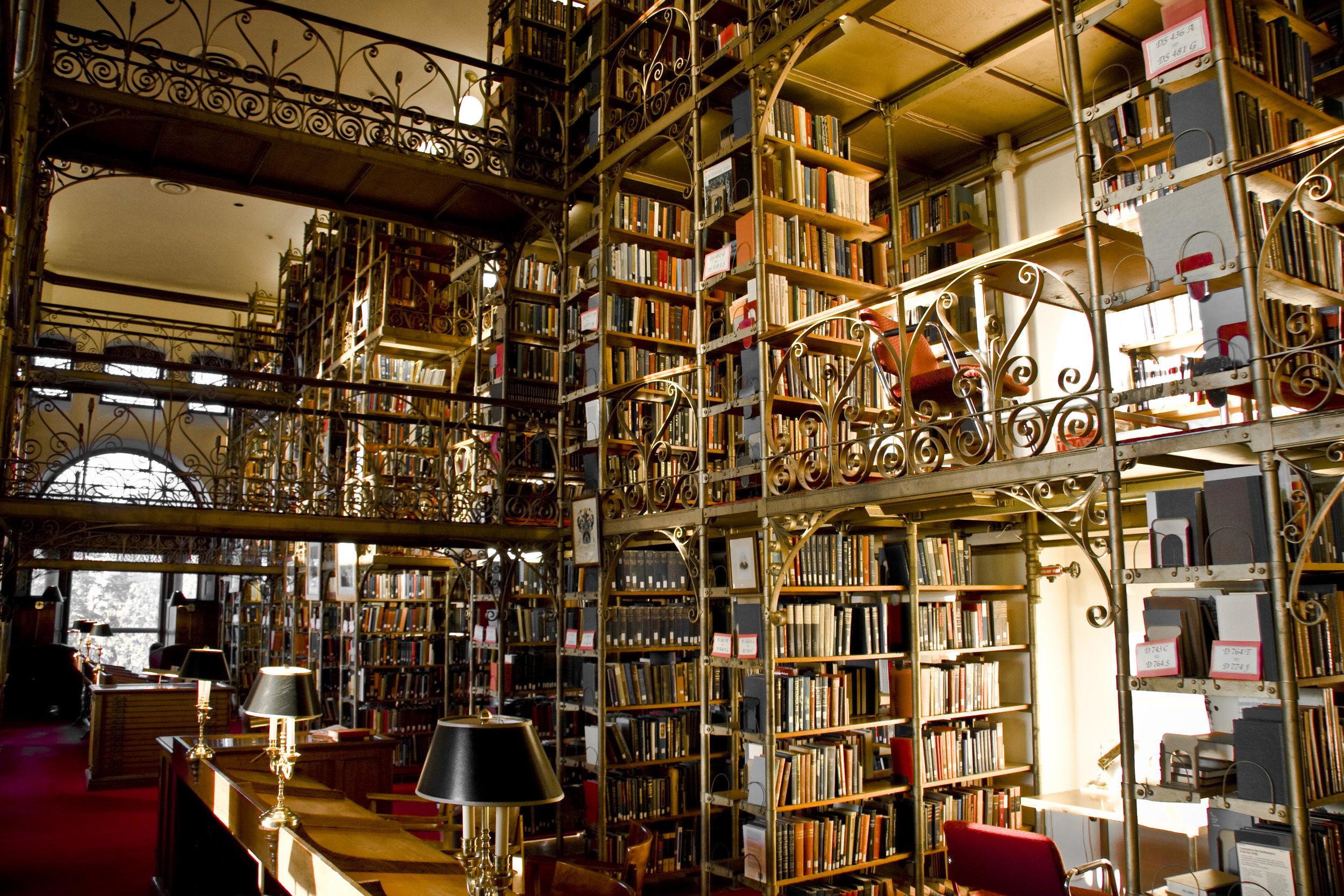 Cornell library books amazing beautiful