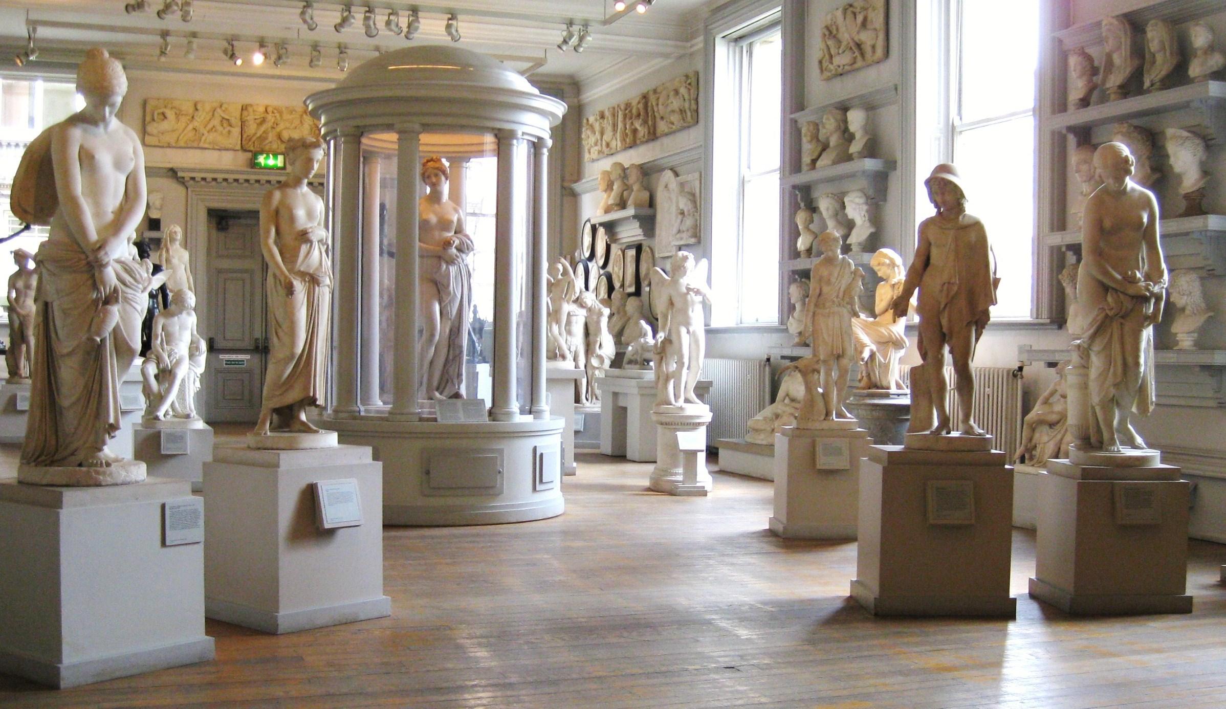 Art galleries walker museum curator