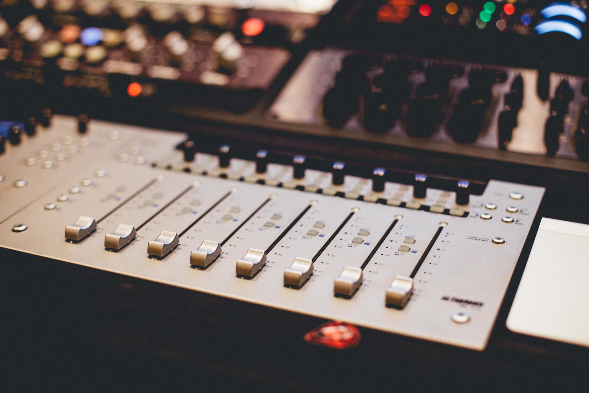 recording equip