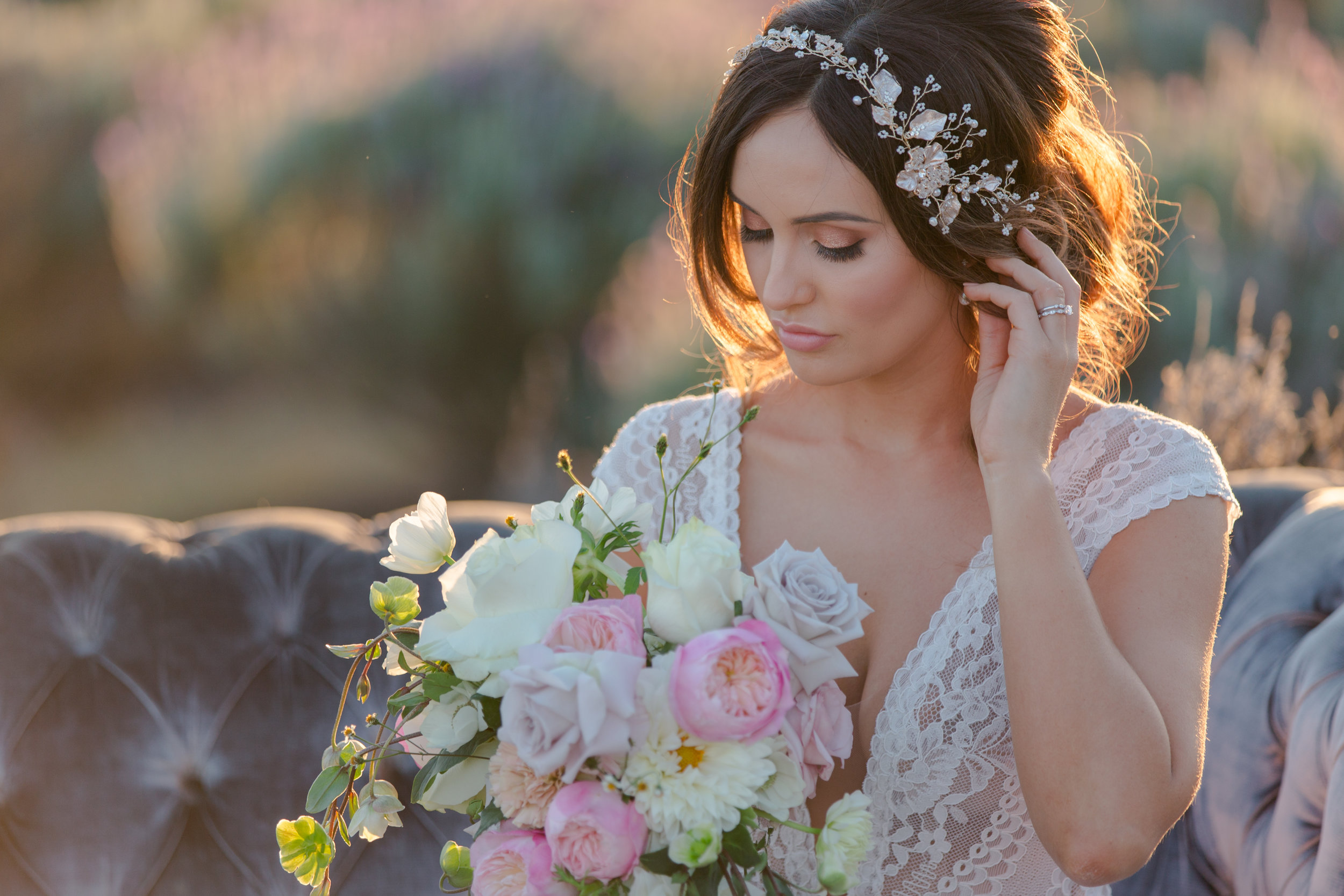 Jody Callan Hair  Create an amazing & lasting impression on your wedding day by booking highly skilled, experienced hair and makeup artists Jody & Prue. They will work with you every step of the way to create your dream bridal look. Happy wedding planning!