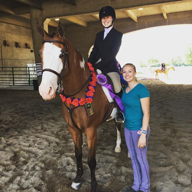 Region 10 Wednesday Champion: Brooke and Sprat - HA English Trial Reserve: Lilly and Sparkle - Showmanship 10 and under Top 5: Ellie and Pacino - Showmanship 10 and under Brooke and Sprat - Showmanship 15-18 Lauren and Dylan - Showmanship 11-14