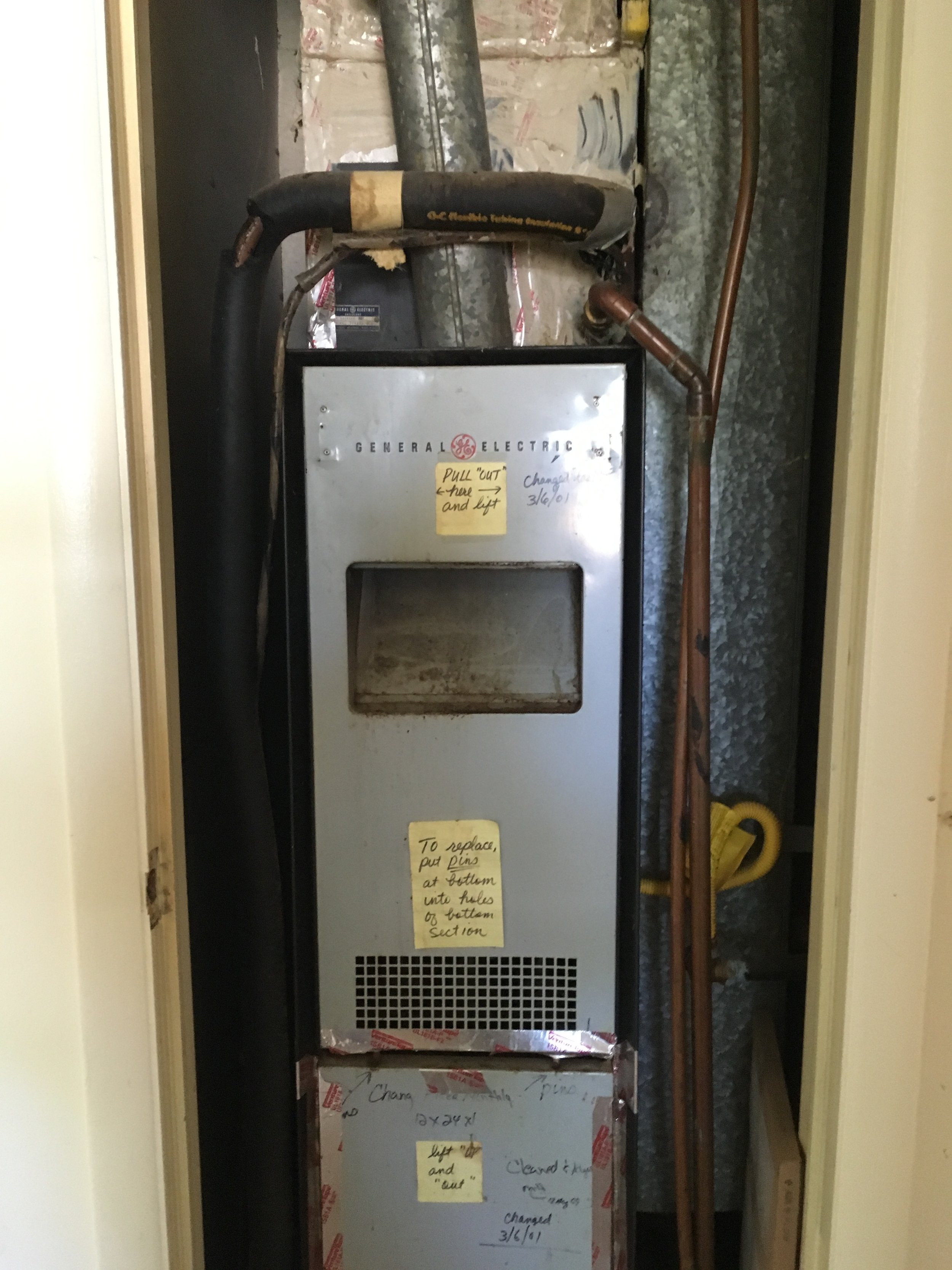 General Electric Furnace Maintenance