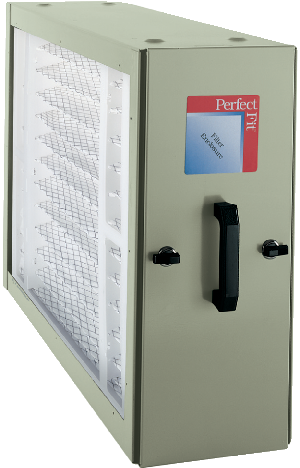 Revolution Air, Media Filter, Perfect Fit, System Air Cleaner