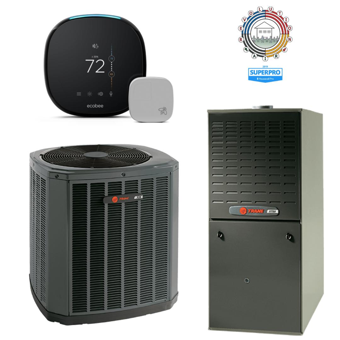 XR14, Trane, Trane Install, Revolution Air, Houston HVAC, HVAC repair.png