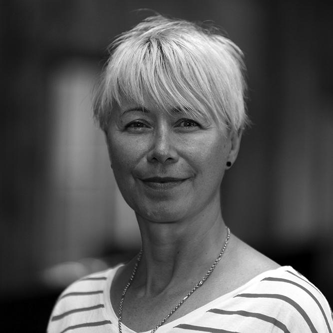 Liza-Mare Syron - Co-Artistic Director