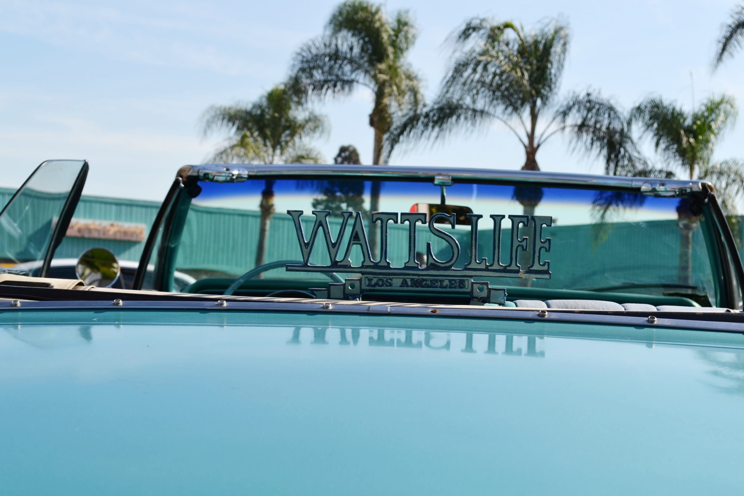Several Car Clubs participated in the 52nd Annual Watts Christmas Parade on Saturday, December 2, 2017.