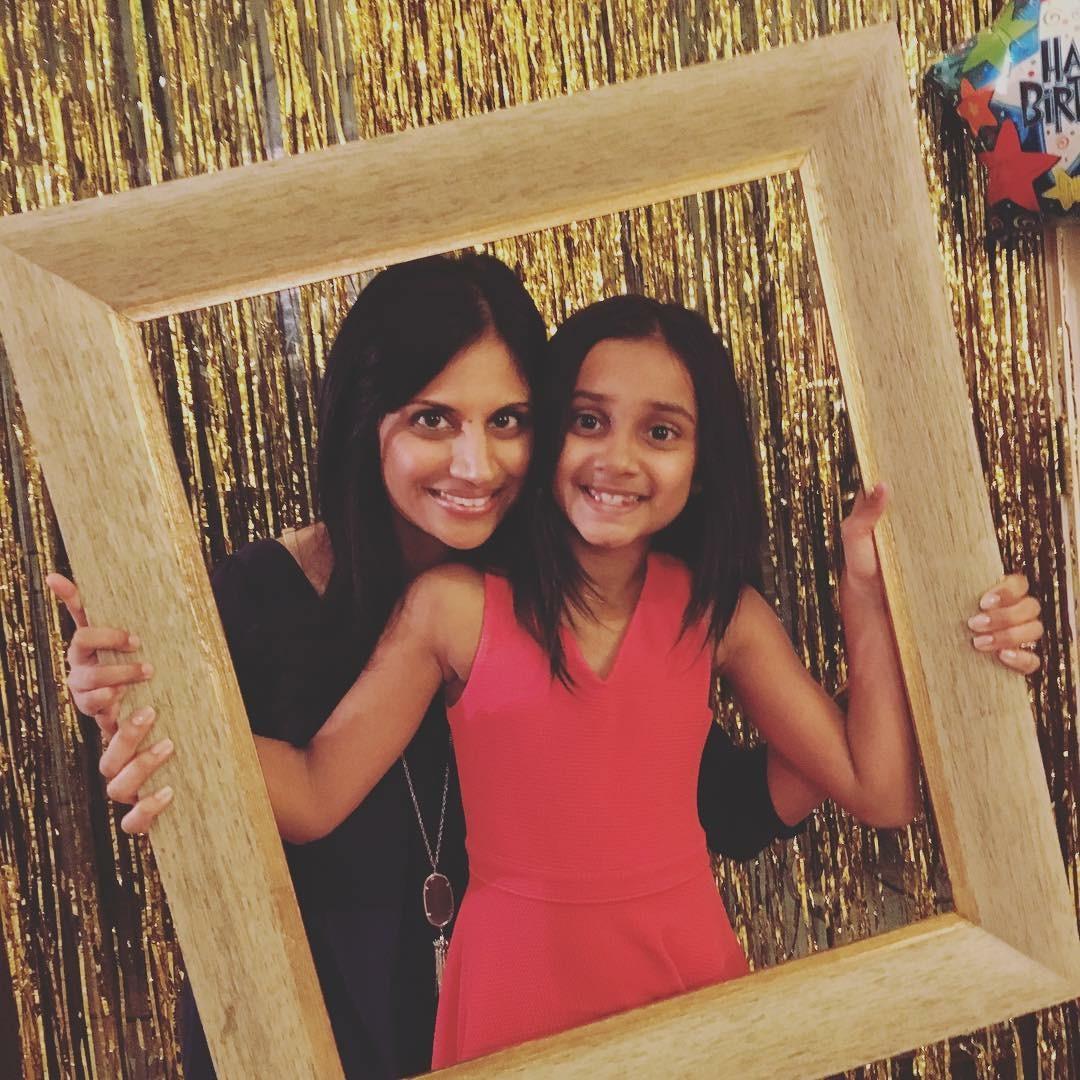 Featured: Shradda and her niece | Photo: Chai Mommas Blog