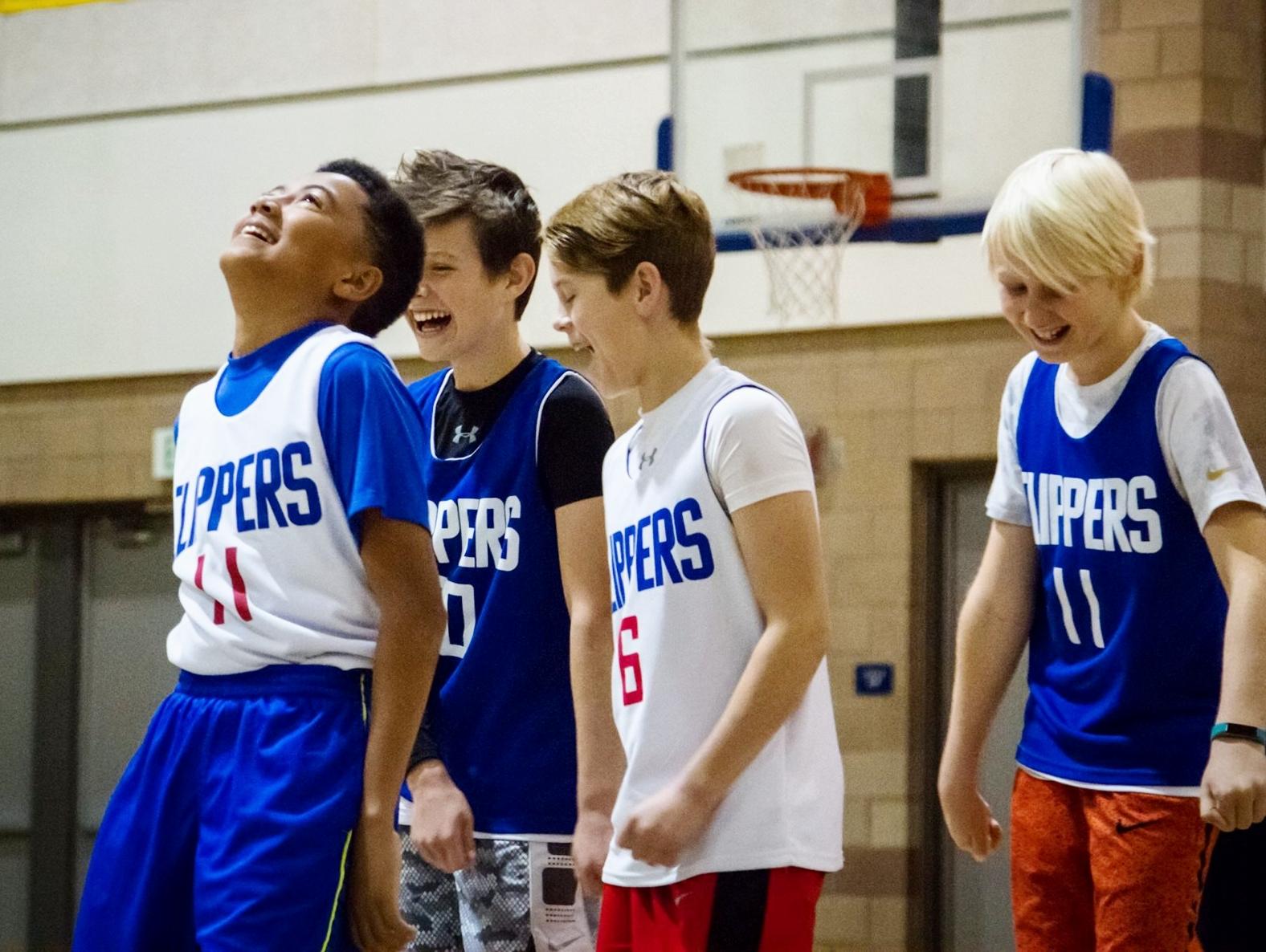 Photo: LA Clippers Youth Basketball Program