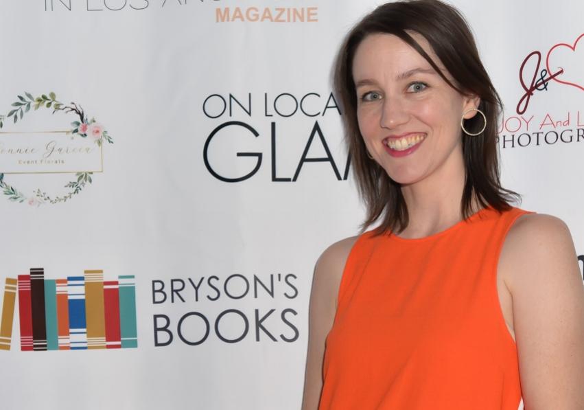 Bryson's Books Operations Manager Lauren McCutcheon