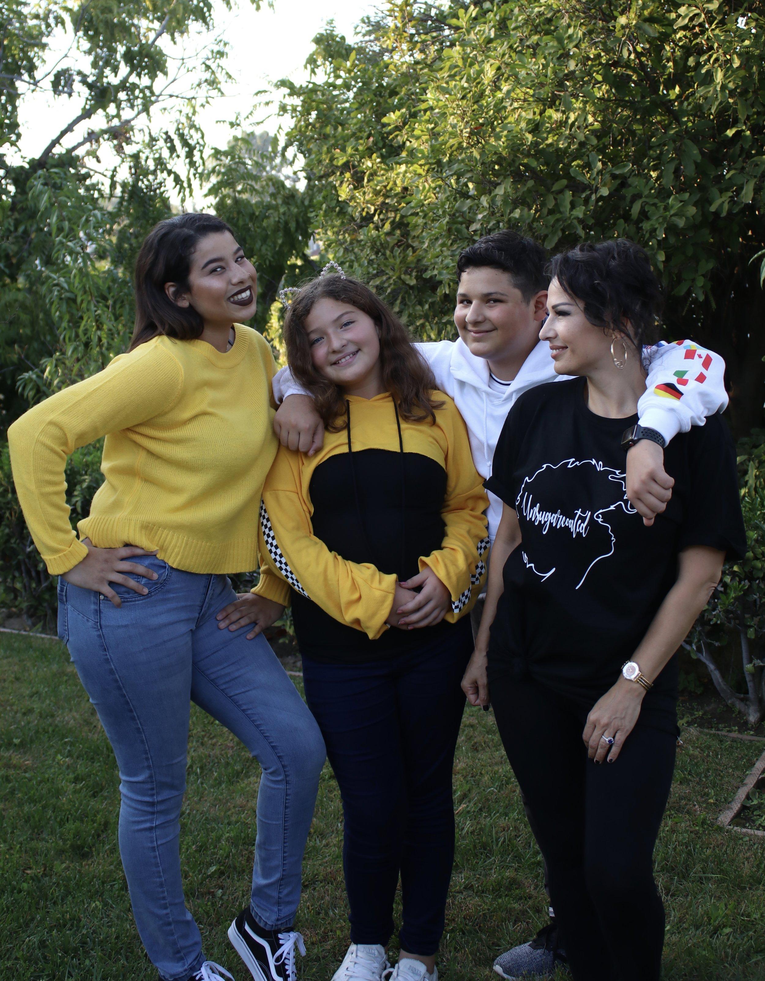 Lili (21), Merah (11), Kamal 13, Aalia.jpg