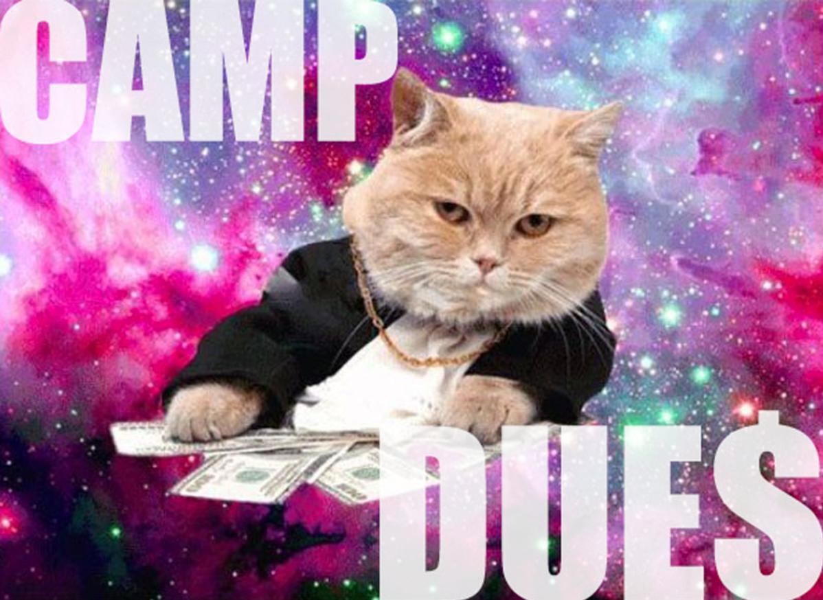 😮 CAMP DUE$ 😮 :  7.10.2017