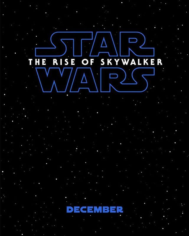 StarWars The Rise of Skywalker