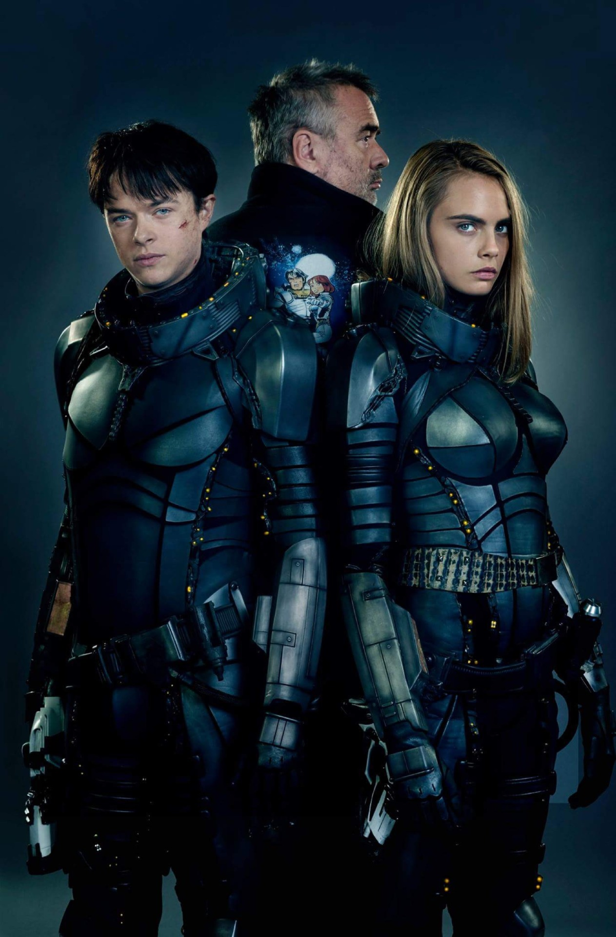 Imagen promocional de 'Valerian and the City of a Thousand Planets '