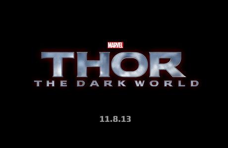 """Thor 2 pasa a llamarse """"THOR: THE DARK WORLD"""" y se estrenará el 8 de Noviembre de 2013."""
