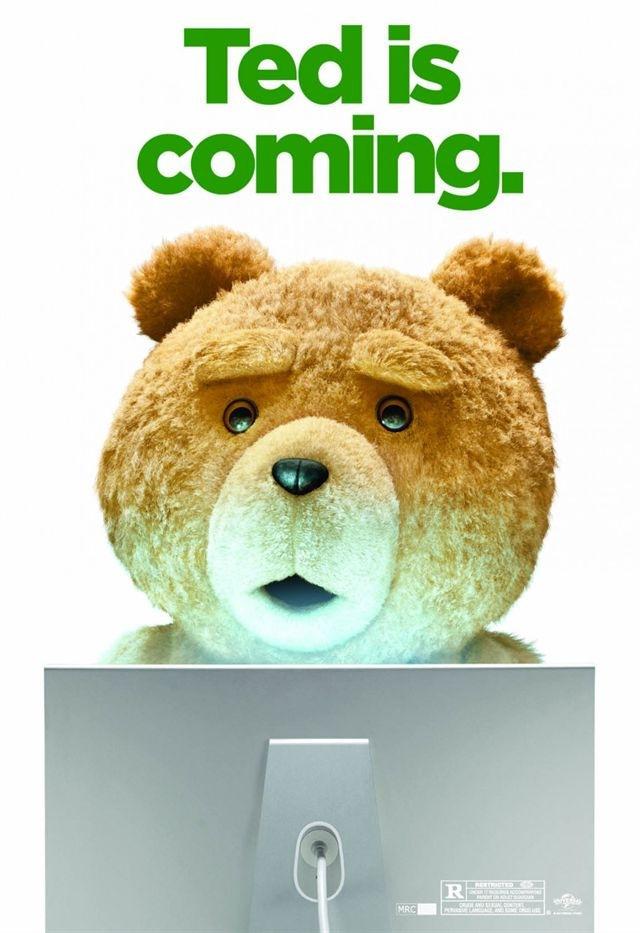 "Otro poster de ""TED"""