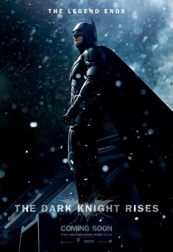 """Otro poster de Batman en """"THE DARK KNIGHT RISES"""""""