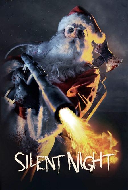 """Cartel del remake de """"Noche de paz, noche de muerte""""."""