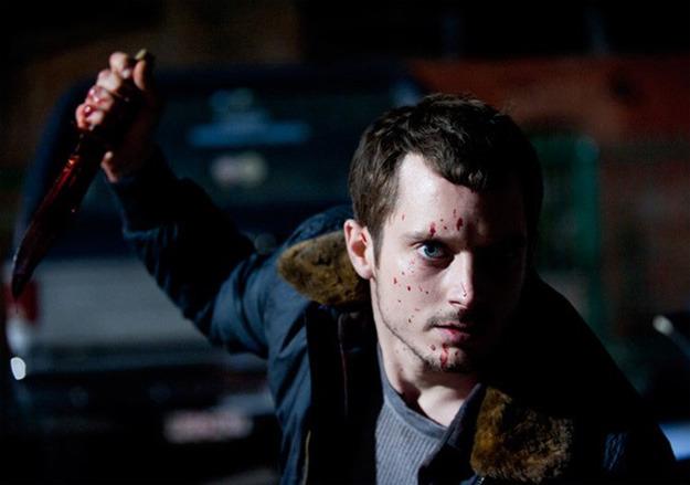 "Imagen de Elijah Wood en el remake de ""Maniac"""
