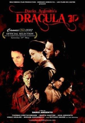 """Poster de """"Dracua 3D"""""""