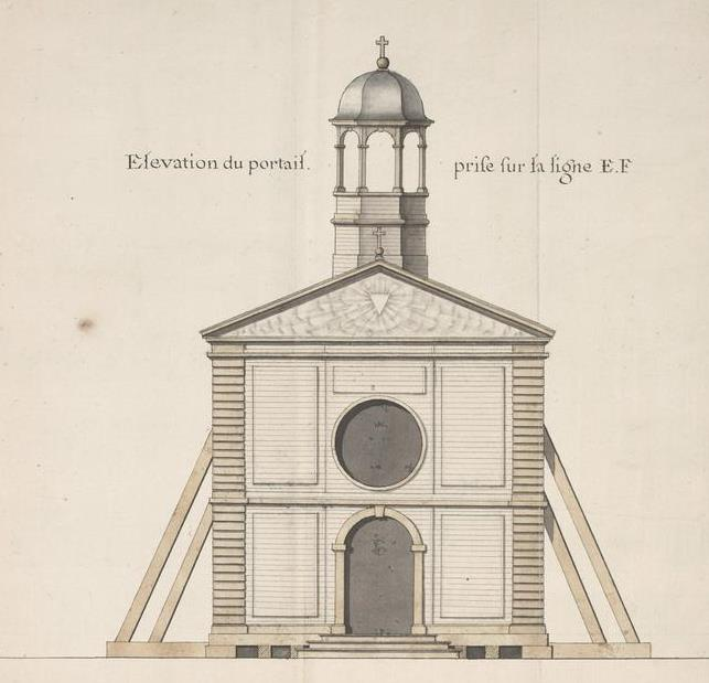 St. Louis Cathedral 1724