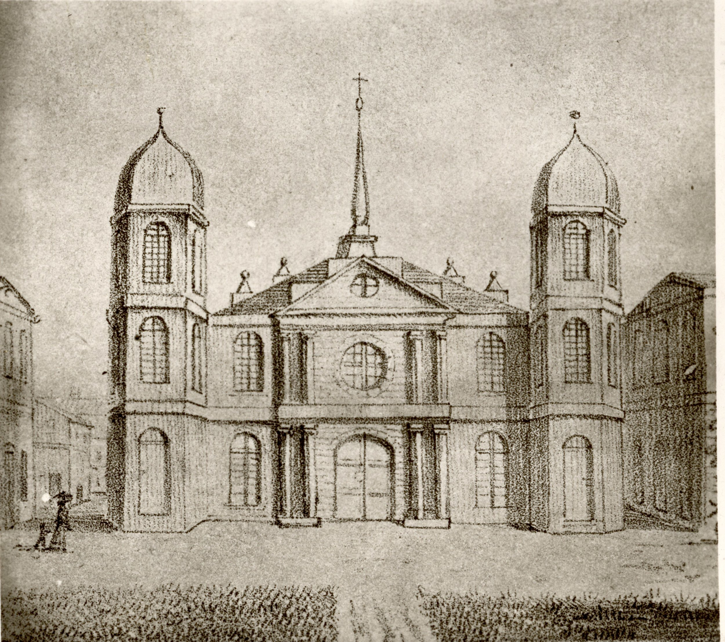 St. Louis Cathedral 1810