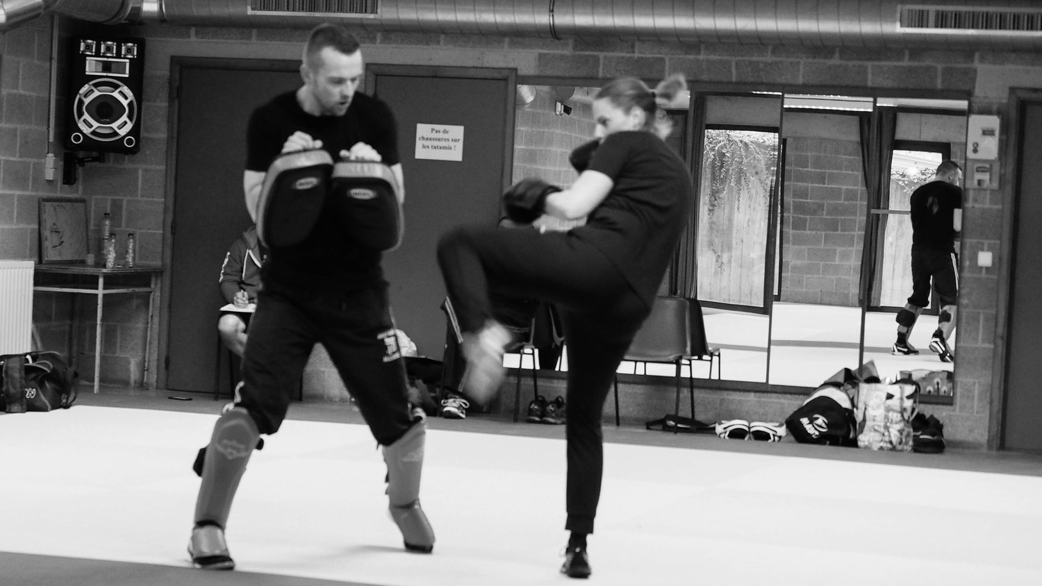 Synthia Stoffer Black Belt 3 exam 01