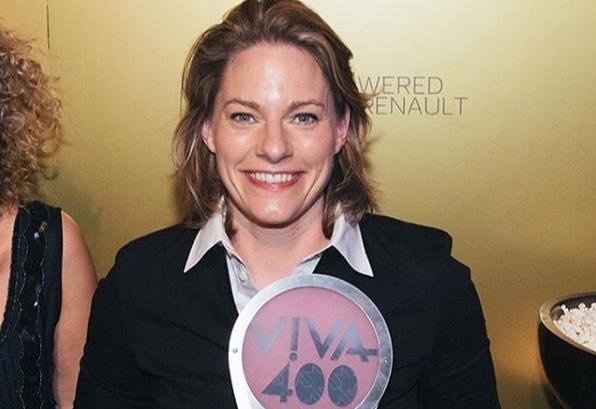 Synthia Stoffer VIVA Award Winner 2017