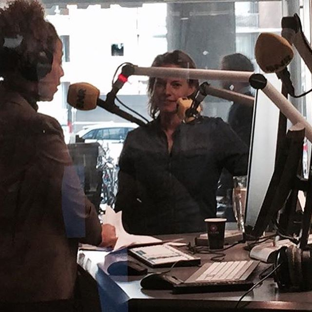 Vandaag bij was ik te gast bij BNR radio voor een interview over JUNO Self Defense. #bnr #bnrnieuwsradio #womenselfdefense #amsterdam #reflexutrecht #junoselfdefense #synthiastoffer