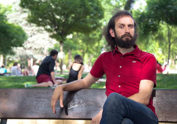 El director Enrique Baró