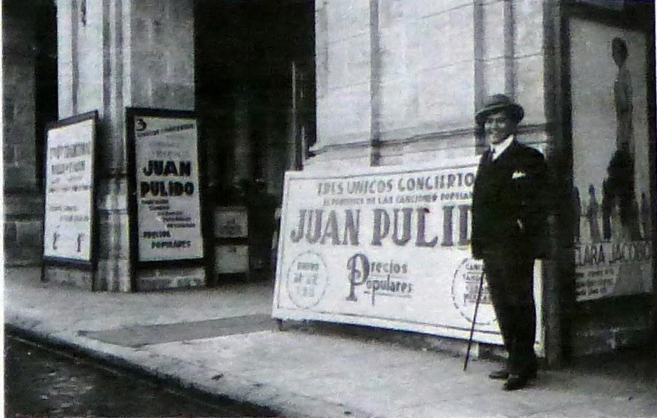 Cine canario. Juan Pulido - 20 y 27 mayo 2019