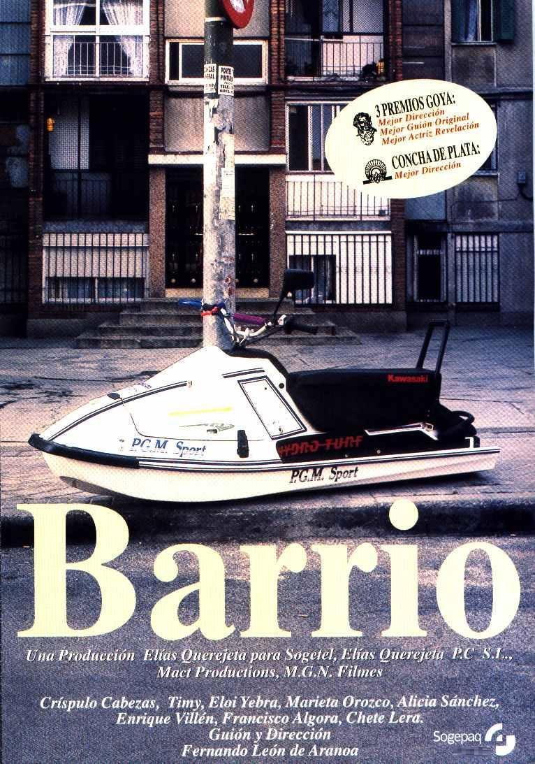 'Barrio', de Fernando León de Aranoa [España, 1998. 94']