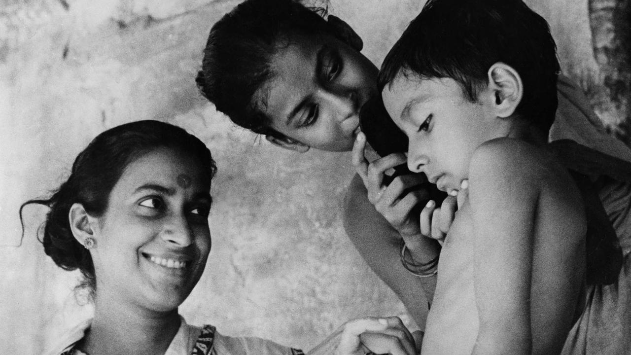 Fotograma de 'La canción del camino' de Satyajit Ray (1955)