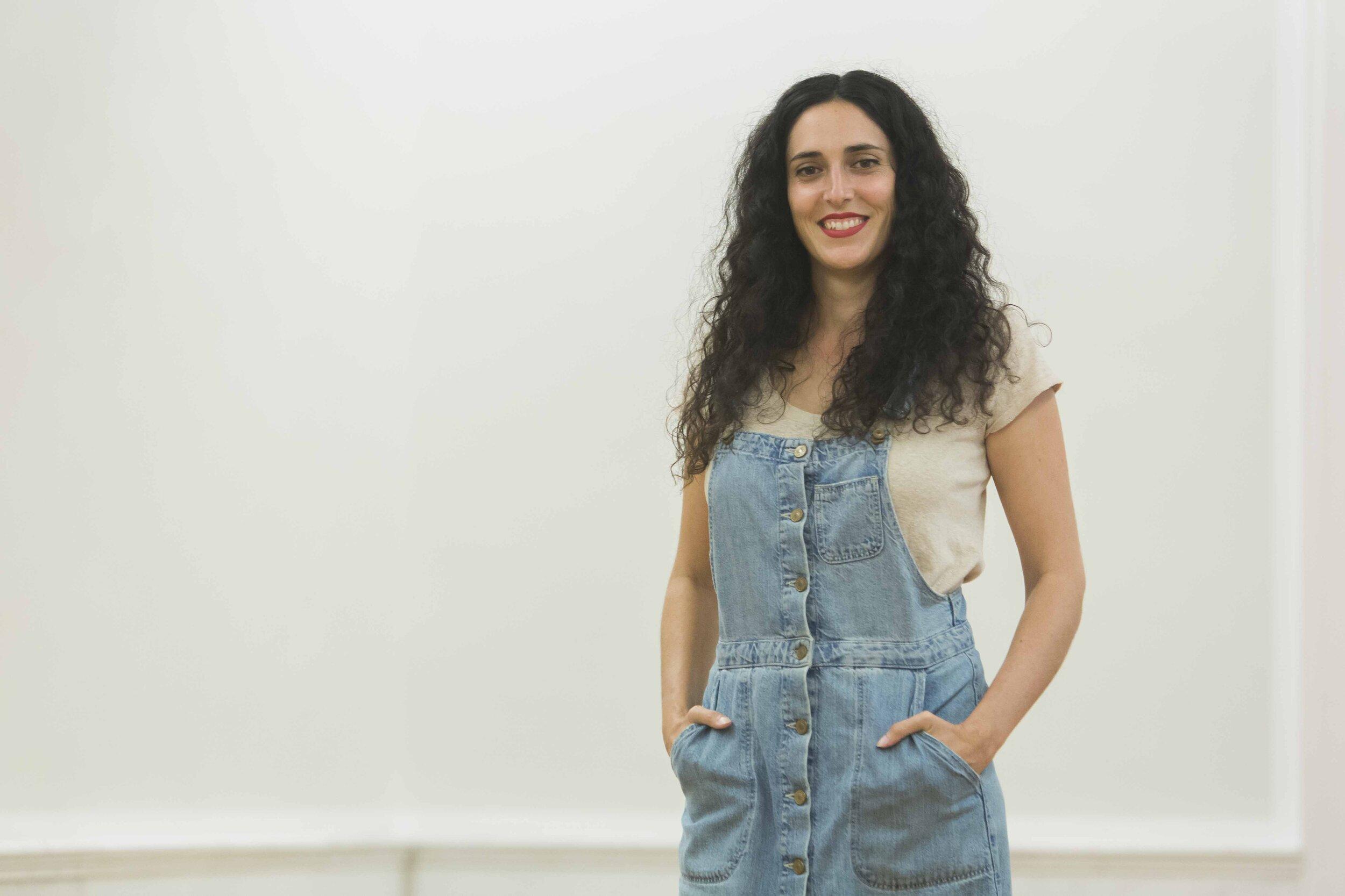 Prólogo de Ibértigo 2019 con Marina Lameiro. Proyección de 'Young & Beautiful'