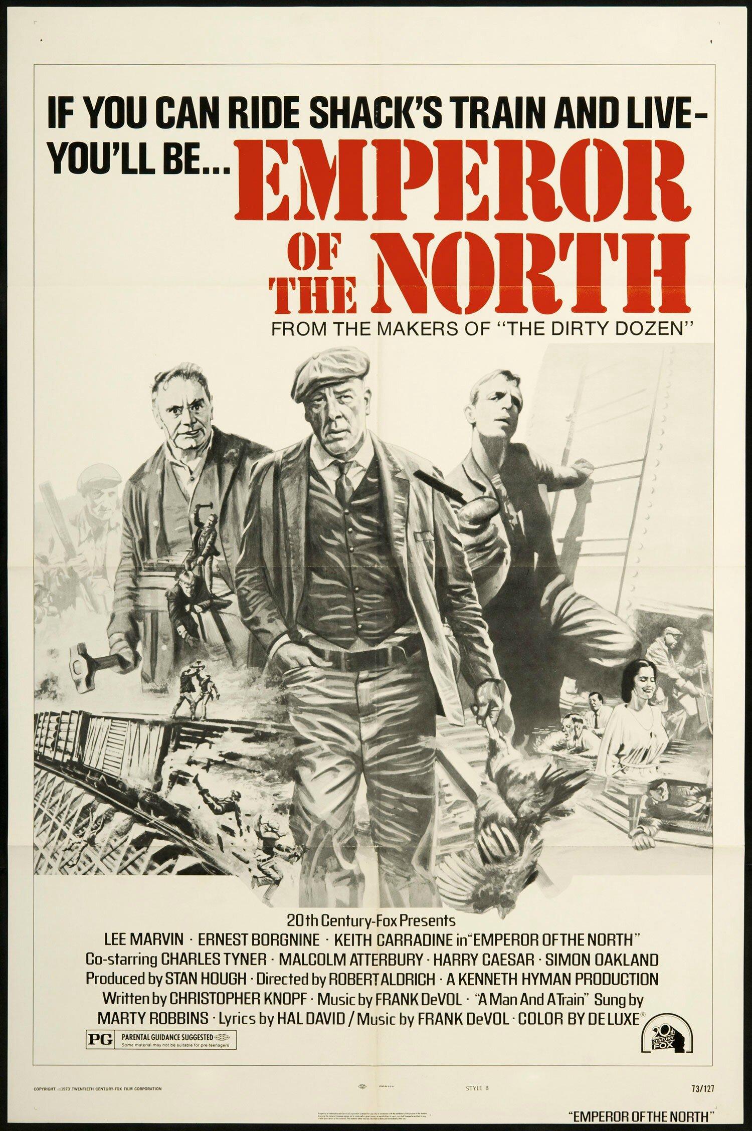 Últimas películas que has visto (las votaciones de la liga en el primer post) - Página 14 Emperor+of+the+North+Pole+cartel