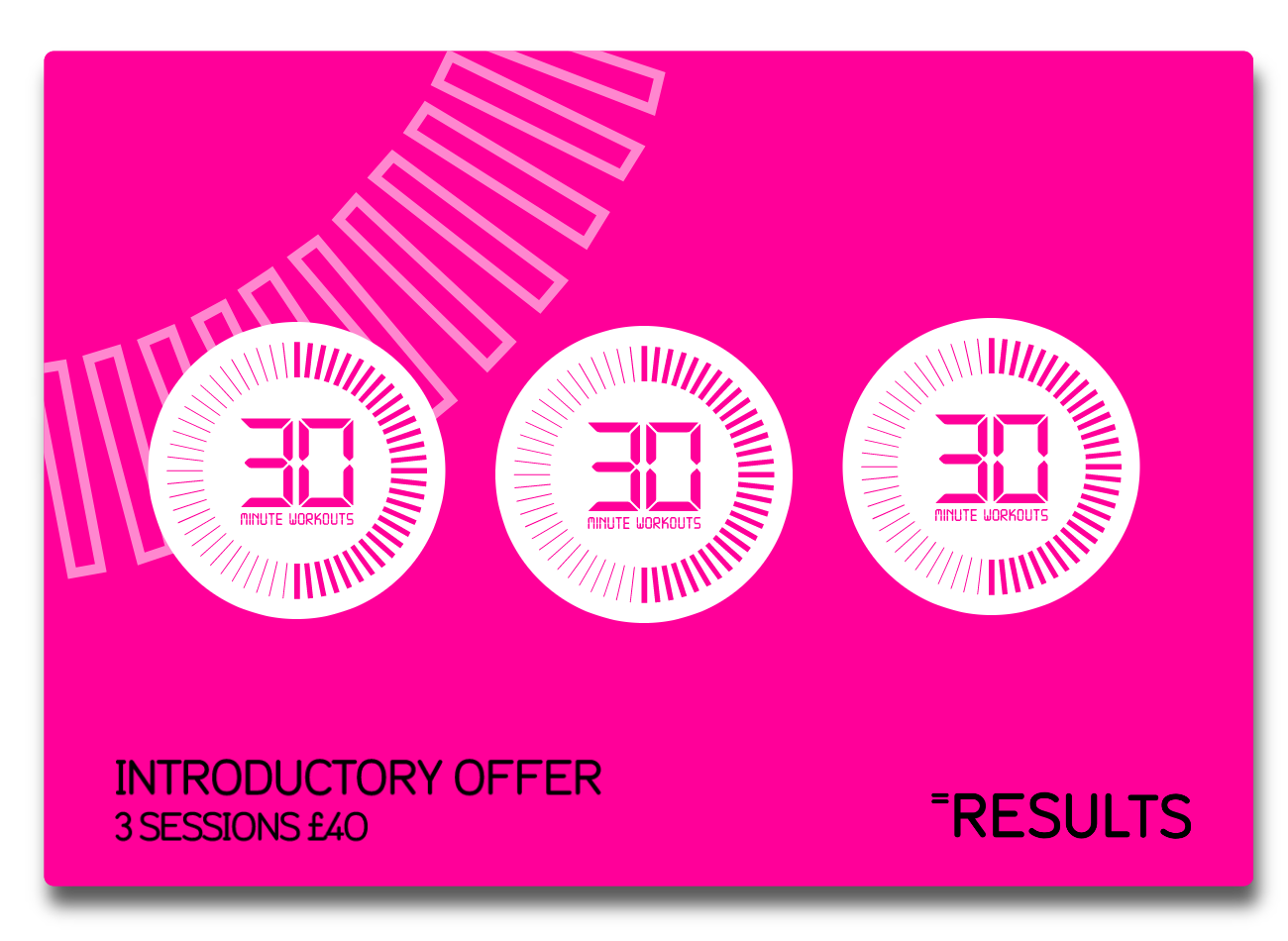 Get your introductory offer (3 sessions for £40) by filling out the form below. - And we'll be in touch to book you in.