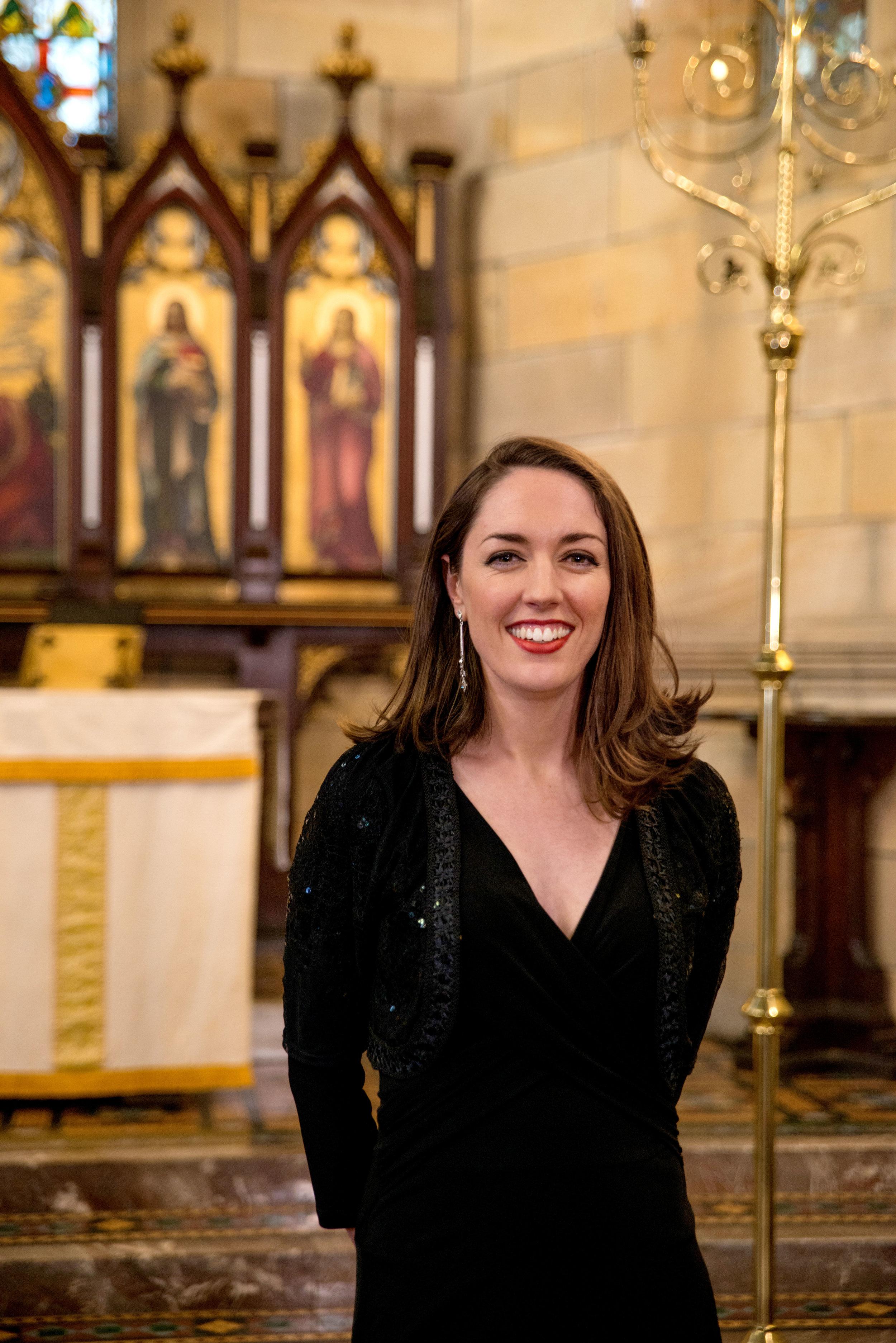 Church Wedding Singer Sydney