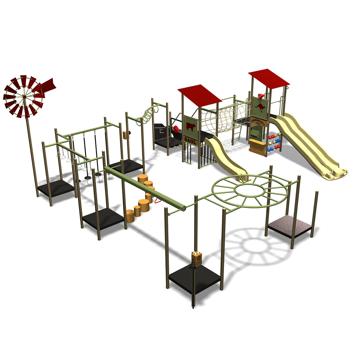 Outback Playground