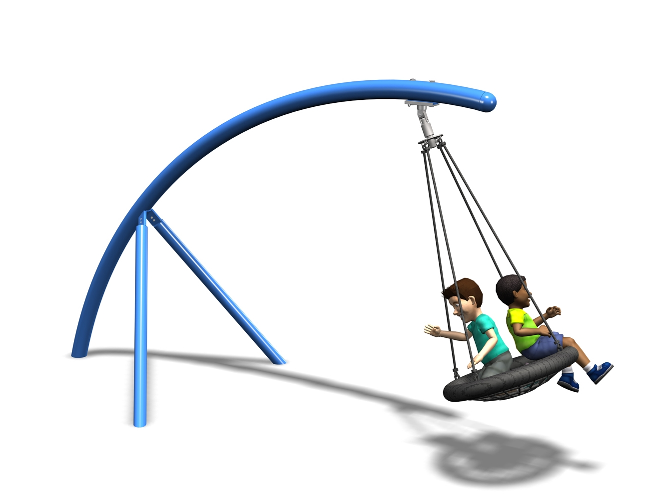 Cantilever Swing
