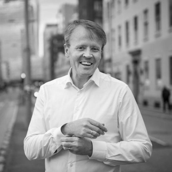 Ola Hedstein, Administrerende Direktør, Norsk Landbrukssamvirke