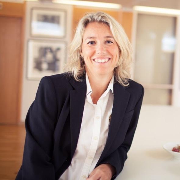 Kristine Aasheim, Managing Director, Kavli Norway