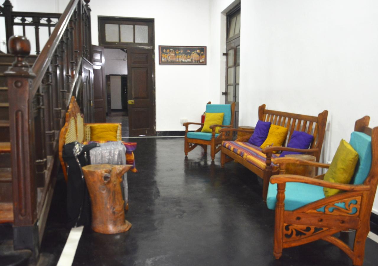 Entrance Foyer Looking In