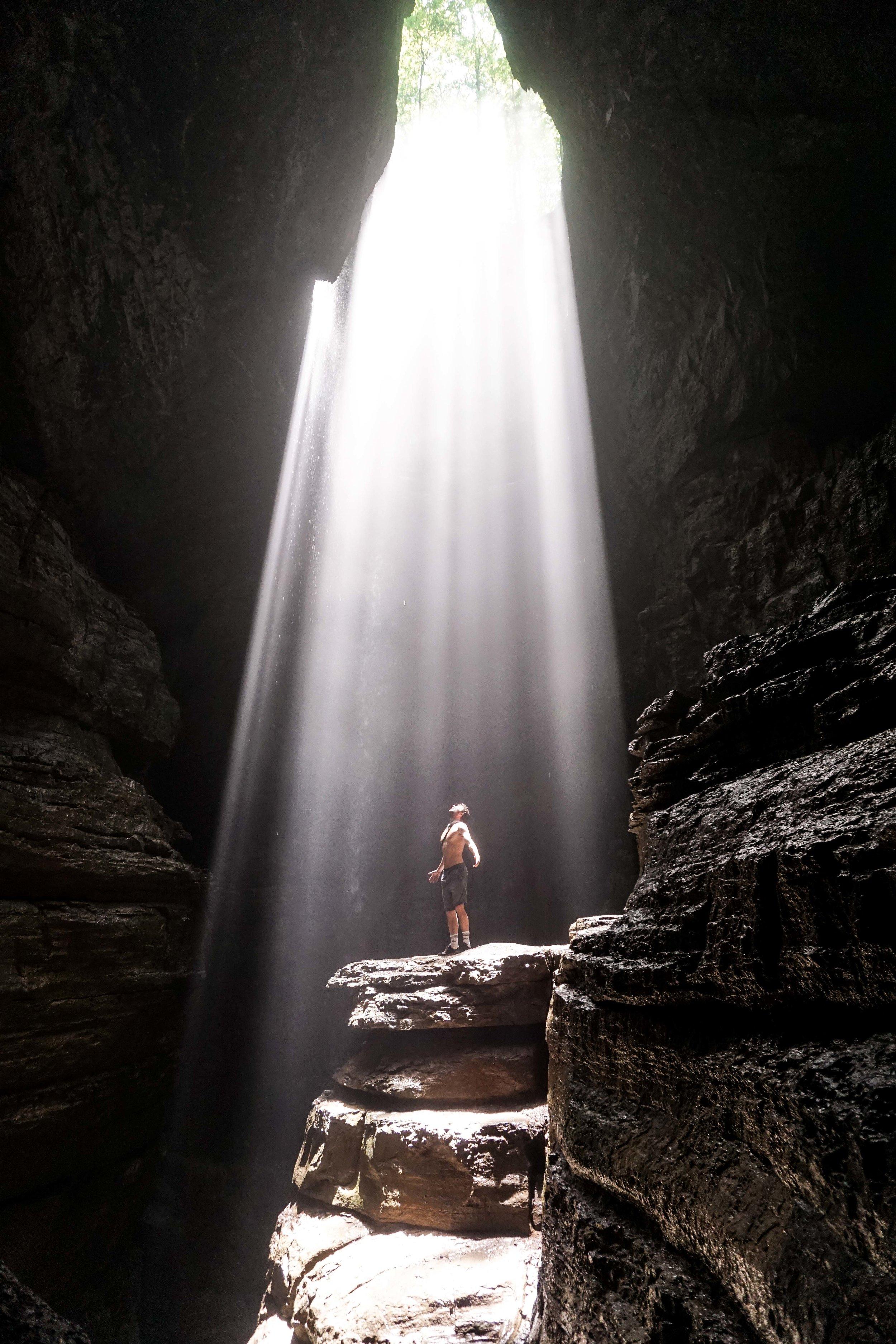 Stephen's Gap Cave, AL